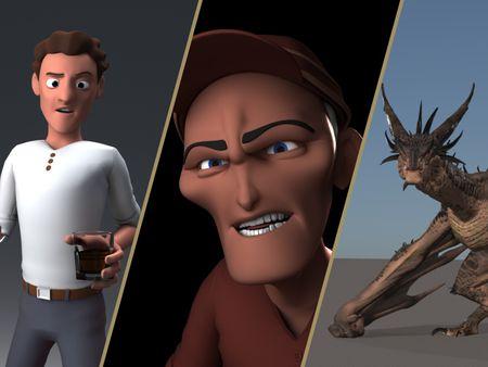 Haley Sheriff - 3D Animation