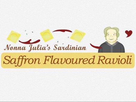 Animated Infographic for a Recipe