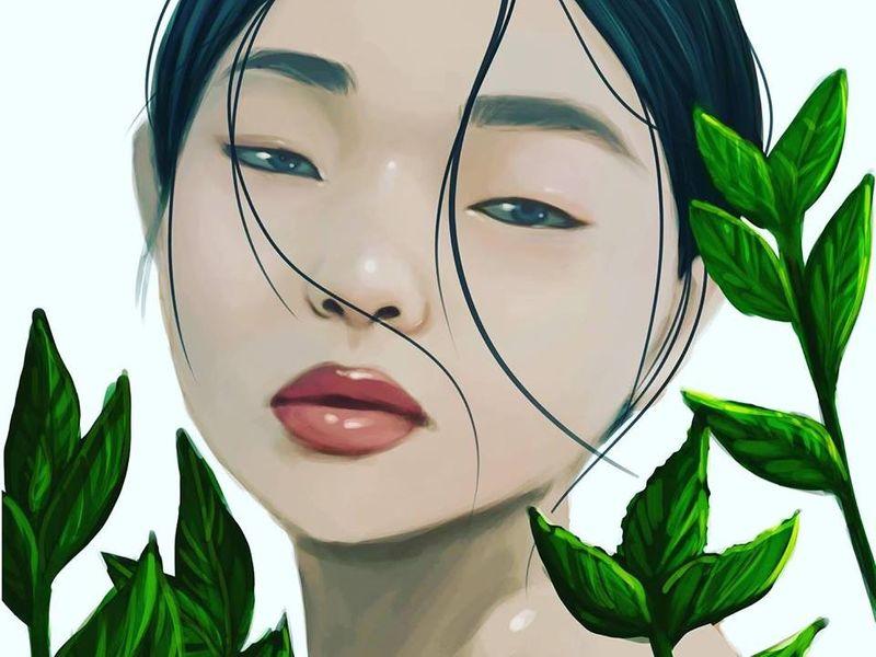 Mad Tea Collective Illustrations
