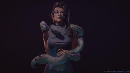 alena snake keeper