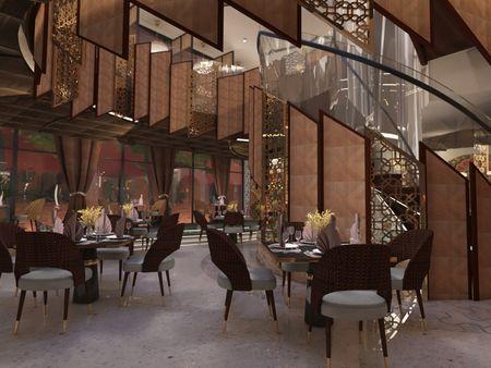 SRA BUA by Kiin Kiin: Restaurant Design