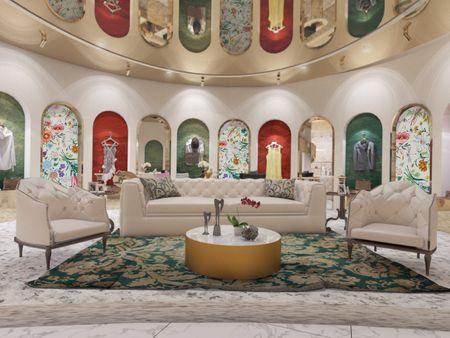 Gucci: Retail Design