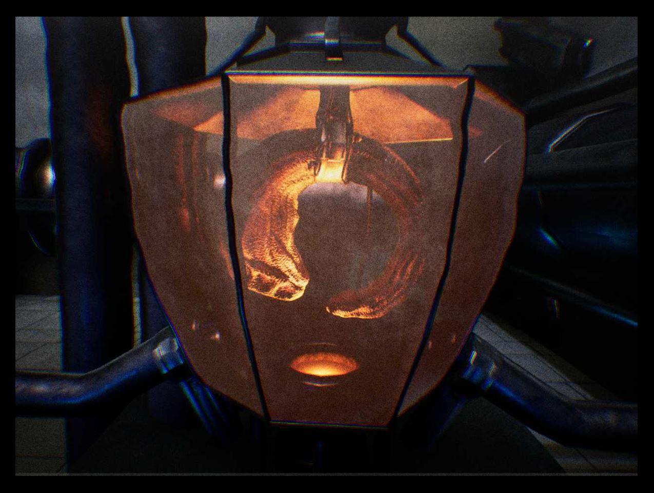 VR Metamorphosis Creature Final Major Project