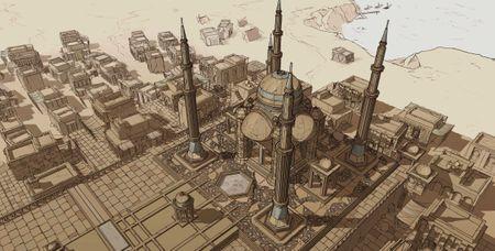 The Forsaken City