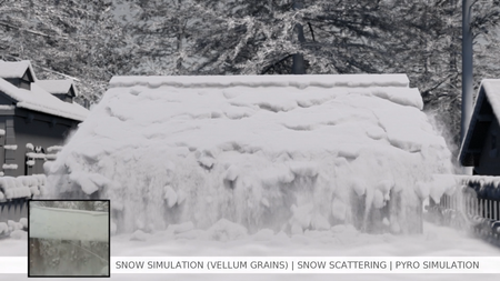Snow Simulation