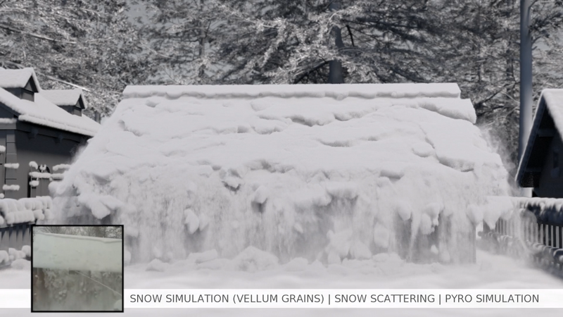 Snow Simulation