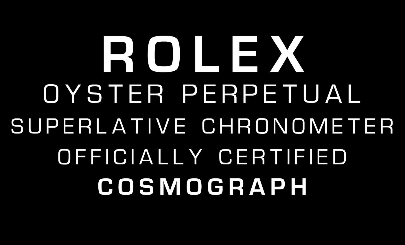 Rolex Describe Sierra