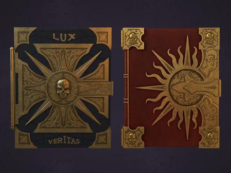 The Warrior Priest's Books