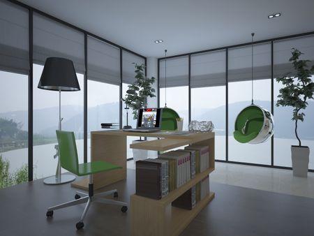 The Snake Desk l Furniture Design