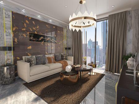 Modern Luxurious l Residential Design