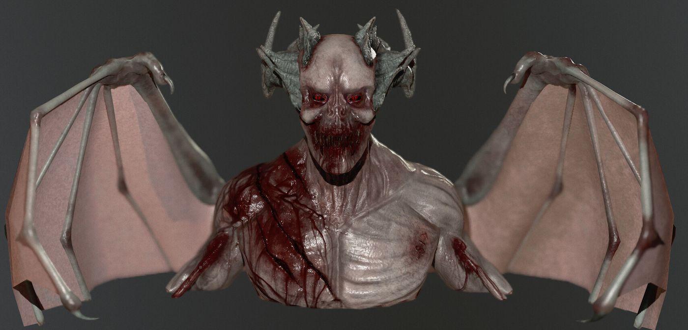 Silana Cadou Demon Neutre