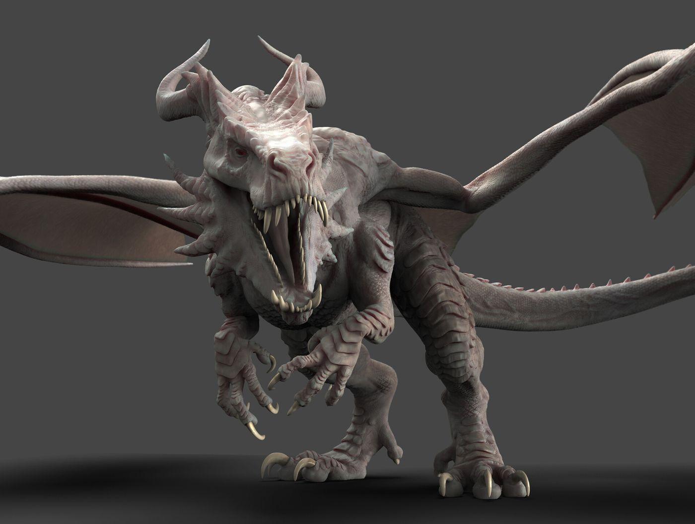 Silana Cadou Dragon Render03 Silana