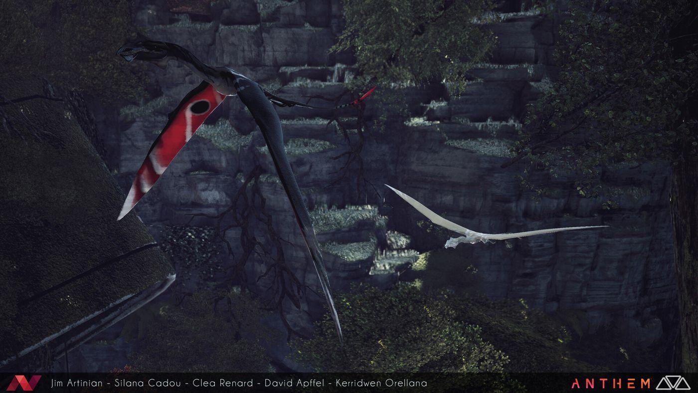 Silana Cadou Bird Screenshot Silana