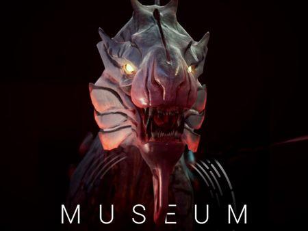 Museum - Main creature