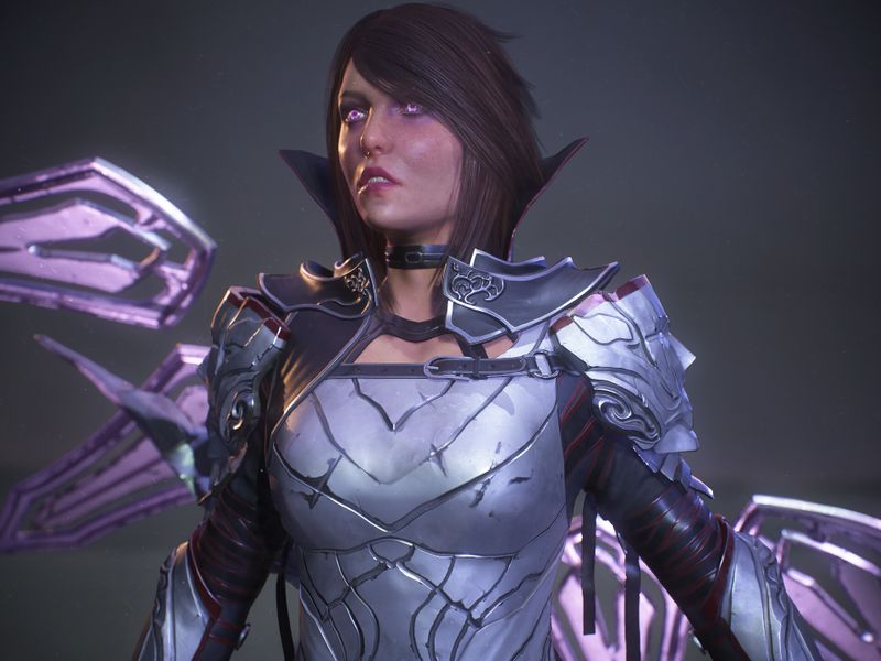 Iona - Seraphim (real-time character)