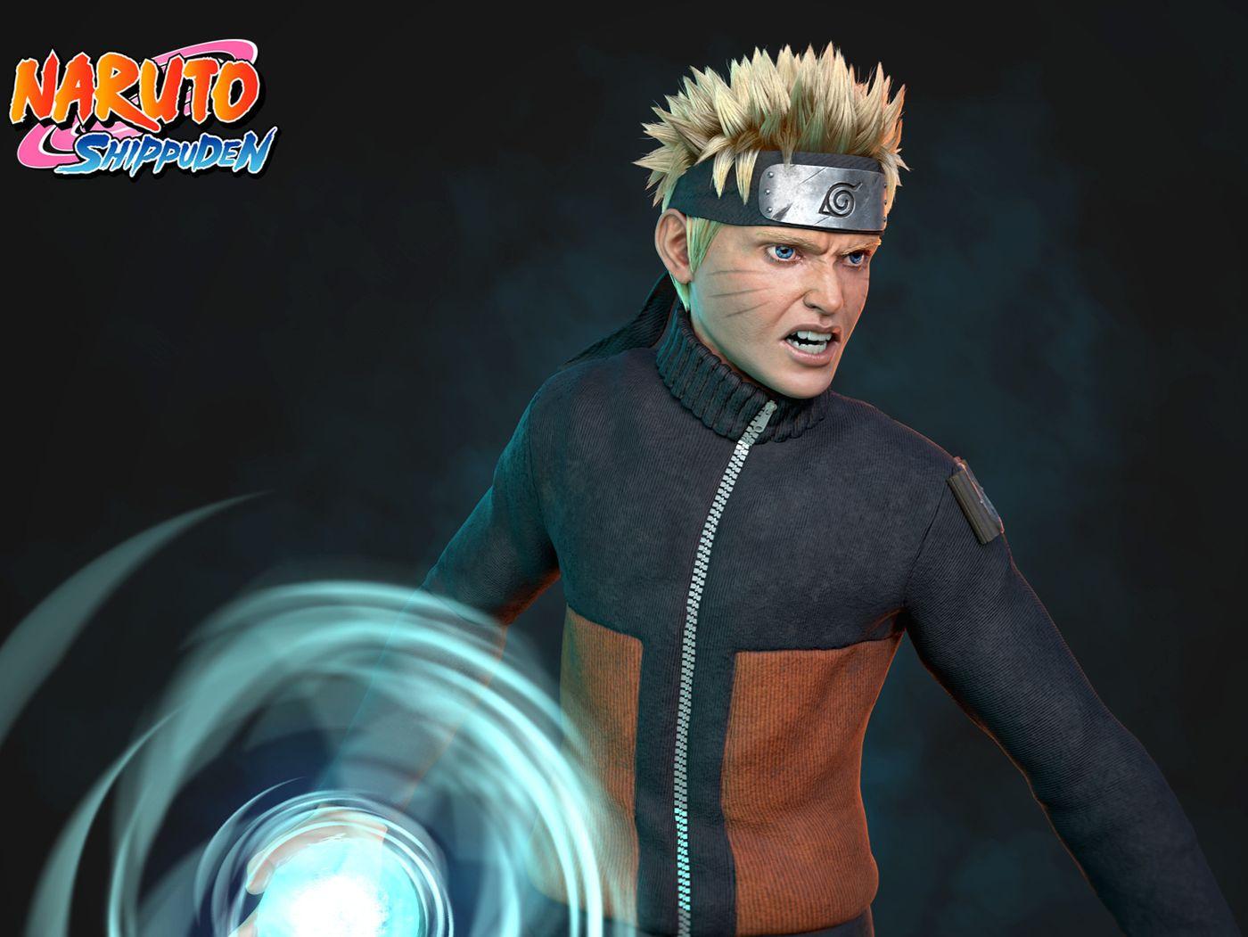 Naruto Uzumaki - Fan Art