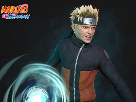 Naruto Uzumaki - Fan Art