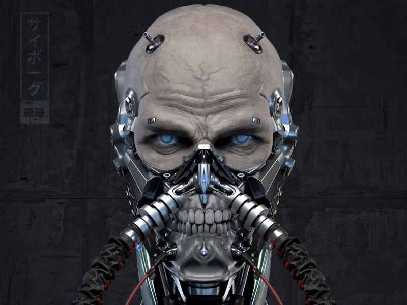 Cyborg - ThinkTankOnline