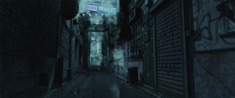 The Dark Alley 2