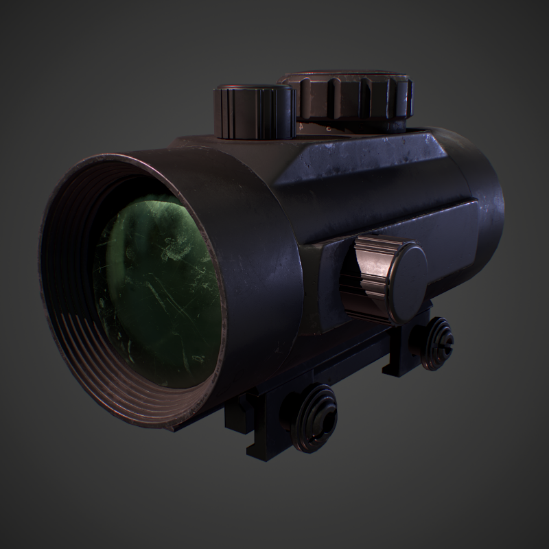 Red Dot Sight 1X45