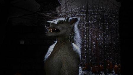 Werwolf - 3D Illustration