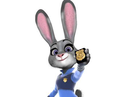 Judy hopps -fan art
