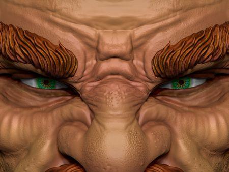 Hobbit Head Study