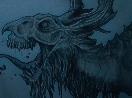 Woodland monster