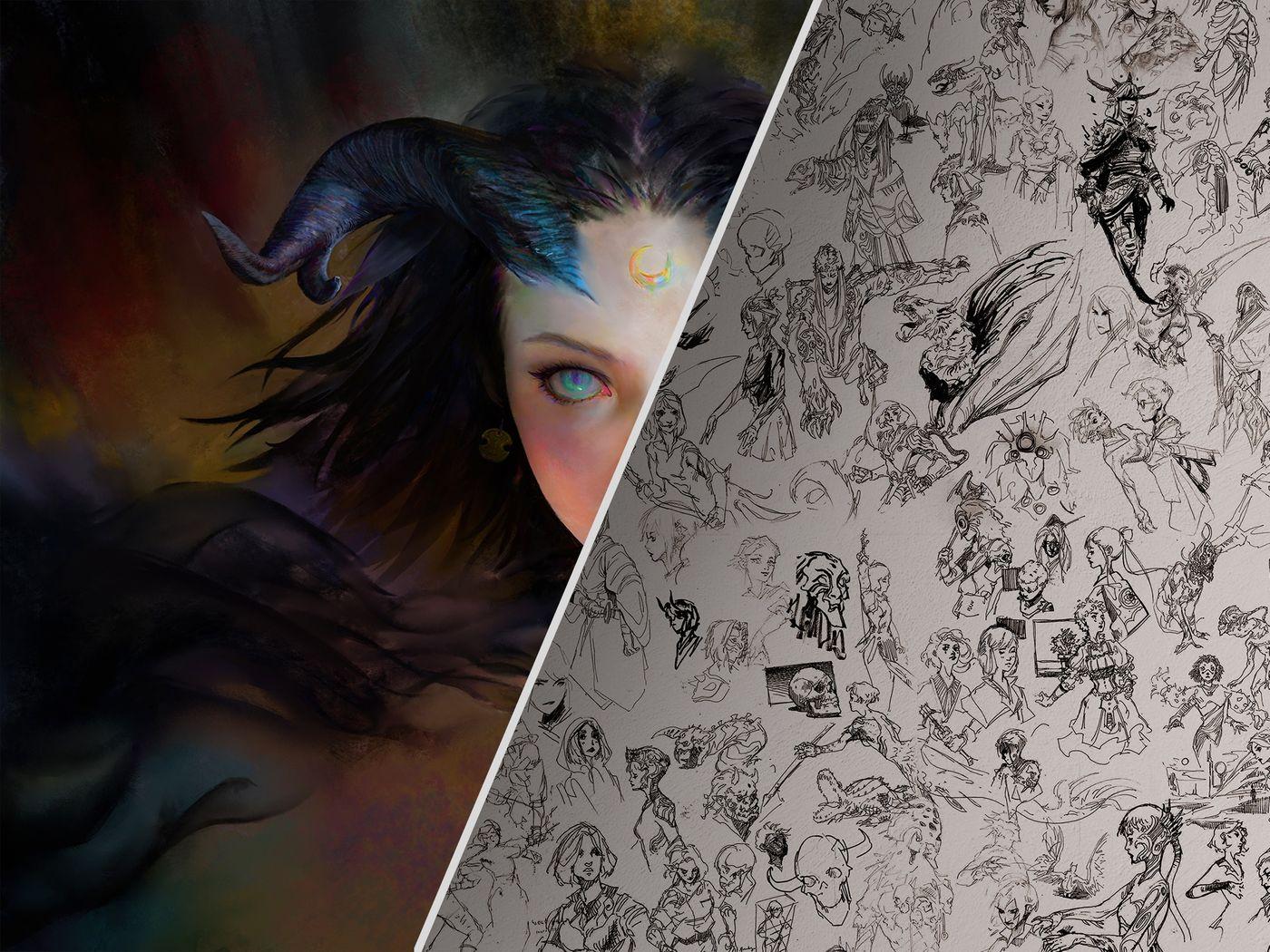 Siraj Fakhri | Telling Stories Through Art