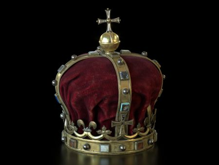 Crown for the King of Ardra