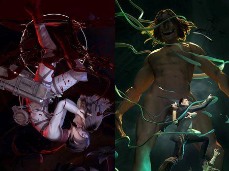 Attack on Titan - Lose & Free