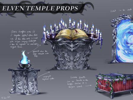 Fantasy Props