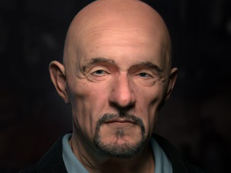Breaking Bad Mike Ehrmantraut.