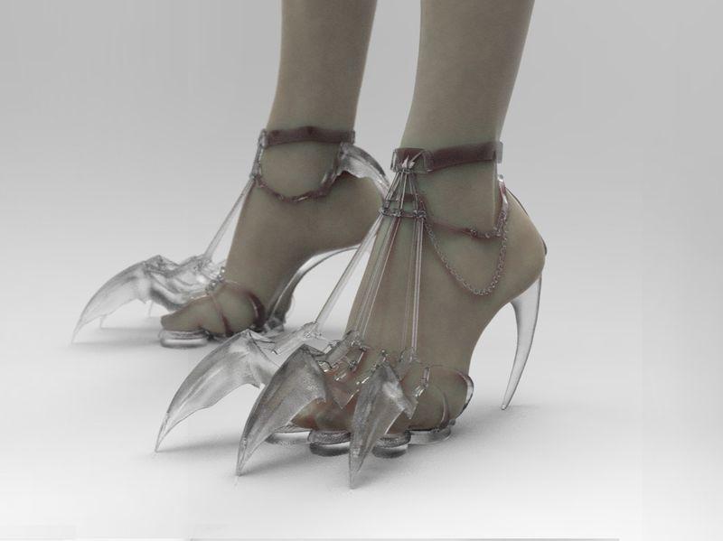 Claw Heels