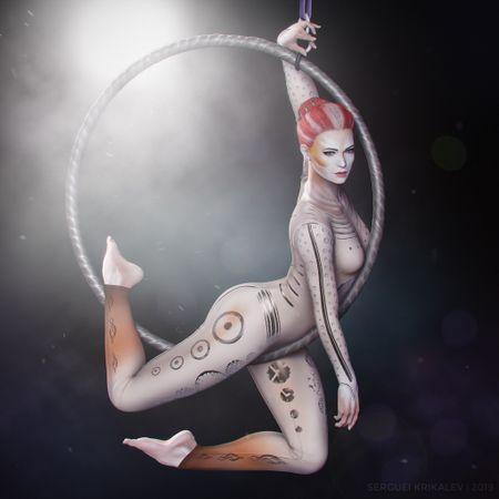 The Enchanted Trapeze