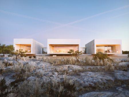 Bosc d'en Pep Ferrer. Sustainable housing in Formentera.