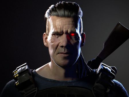 Cable from Deadpool2