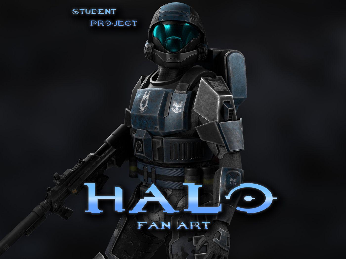 Hope - Halo Themed Senior Project