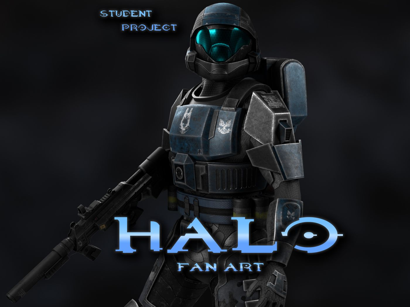 Hope-Halo Student Project