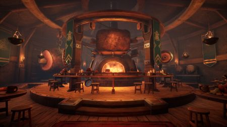 Hell's Shell Tavern [Unreal Engine 4]