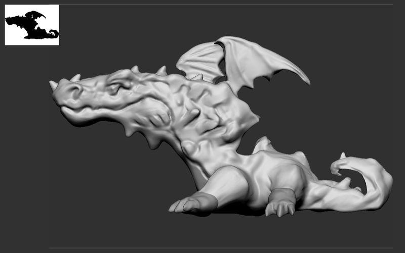 Monster 3 - CrocDragon