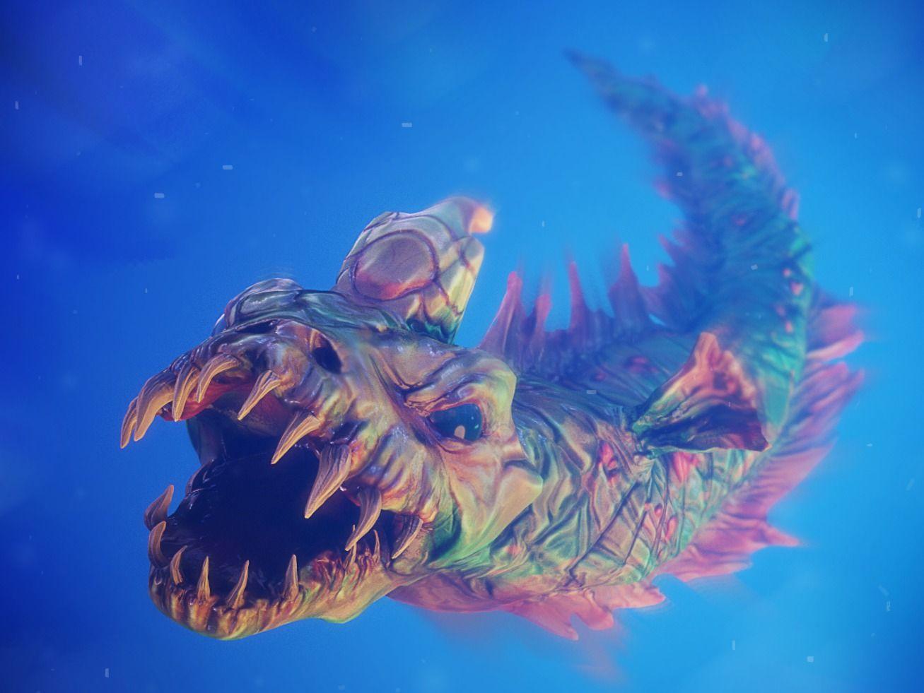 Cute fishy?