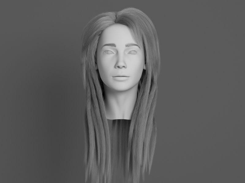 Hair quick study