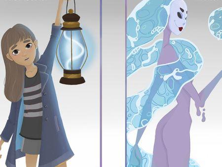 Sophie Awege - Concept Art