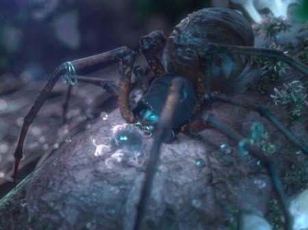 Psychic Spider