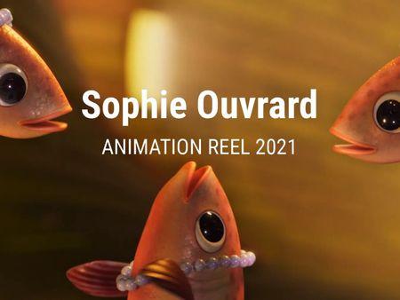 Animation Reel 2021