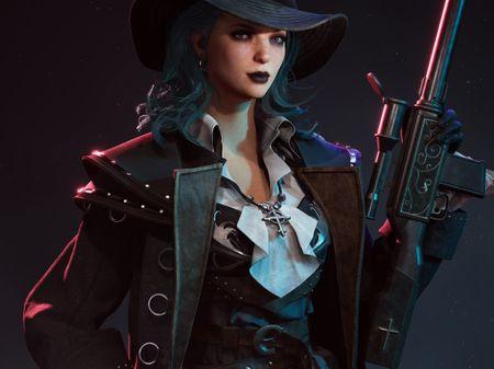 Sylvie(Vampire Hunter)