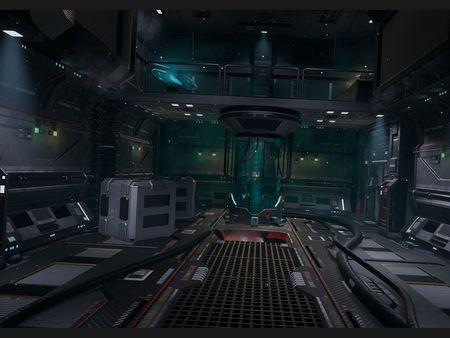 Alien Research Room