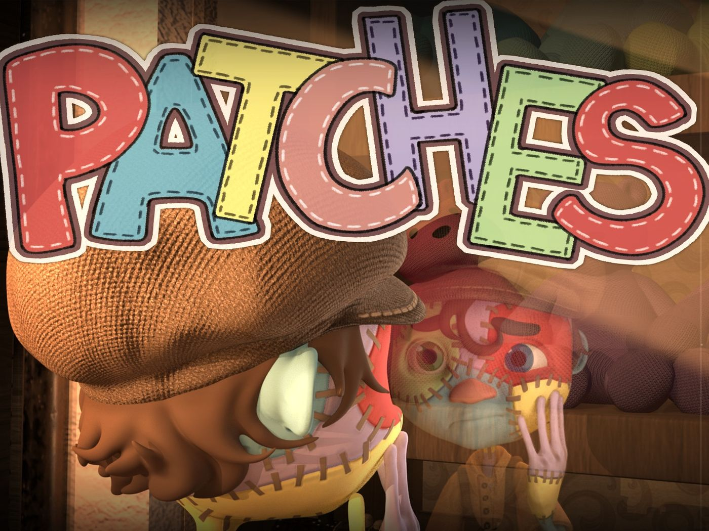"""""""Patches"""" a short film by Georgie Athanasopoulos"""