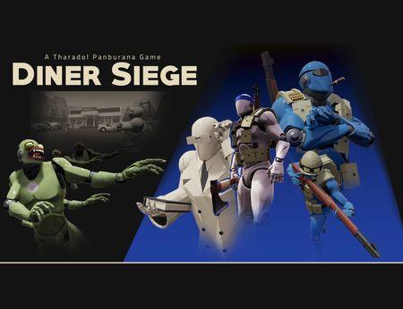 Diner Siege